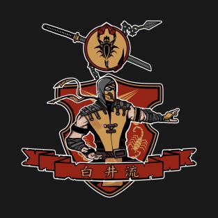 Shirai Ryu t-shirts