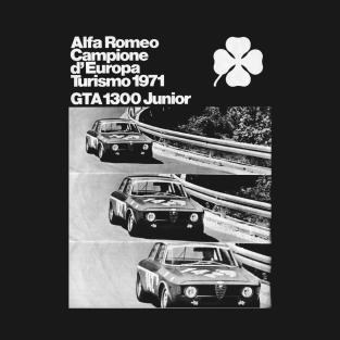 Alfa Romeo TShirts TeePublic - Alfa romeo apparel
