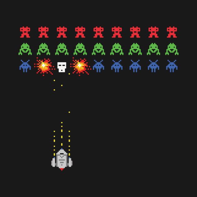 Galaxy arcade game