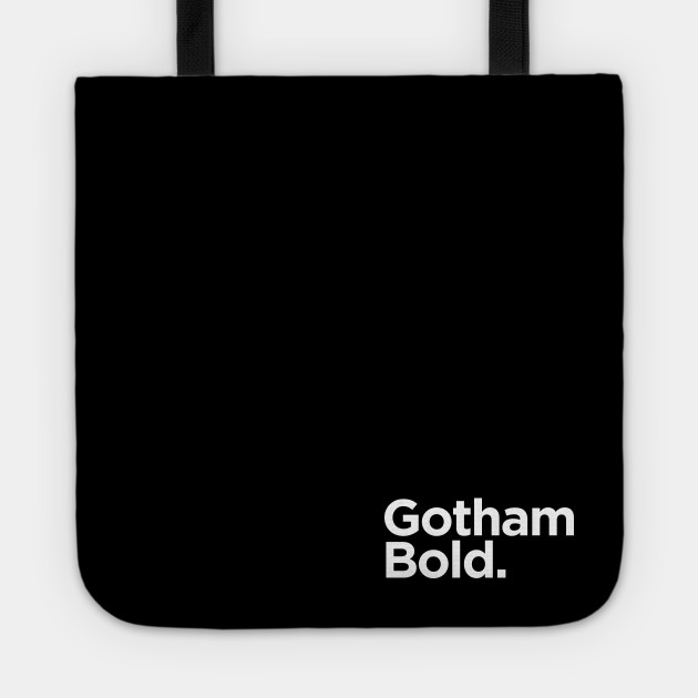 Gotham Bold