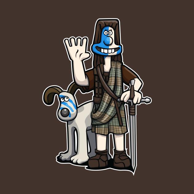 William Wallace & Gromit
