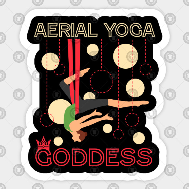 Aerial Yoga Goddess Hammock Yoga Mounting Silks