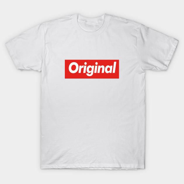 Funny Supreme Parody Mashup - Original - Supreme - T-Shirt  b06e8ffdfb11