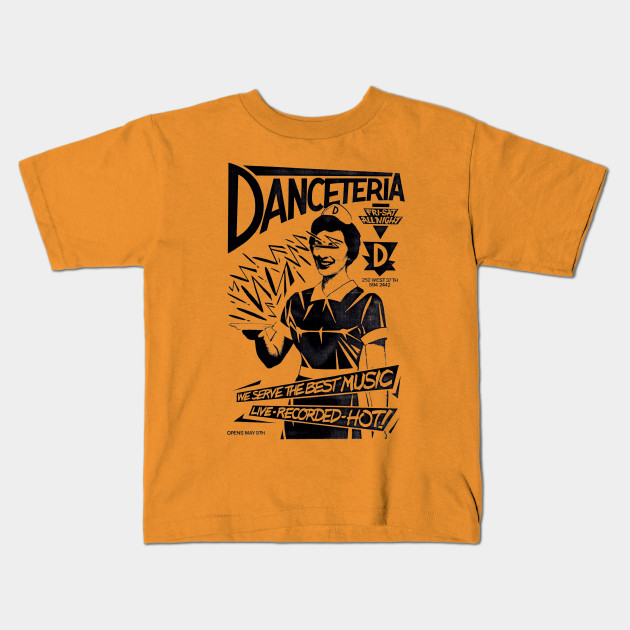 Danceteria - Nyc - Kids T-Shirt  da7d40ab5f3