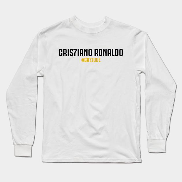 c075c5df9 CR7 Juventus Cristiano 03 - Cr7 - Long Sleeve T-Shirt