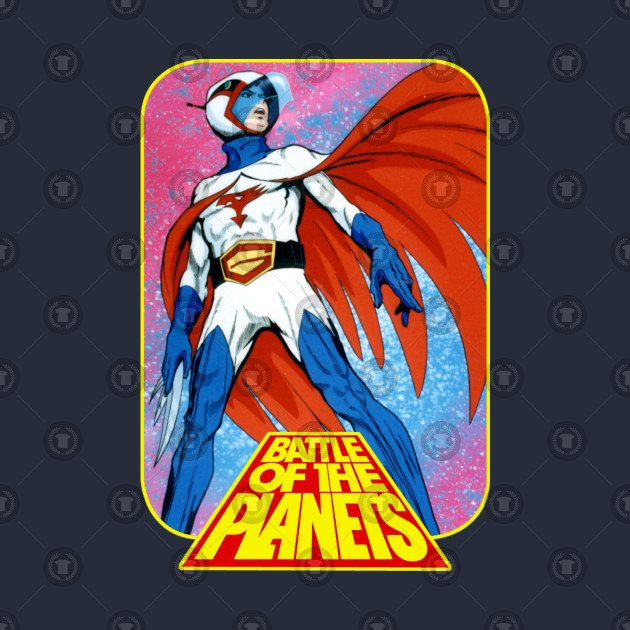 Battle of the Planets/ Gatchaman