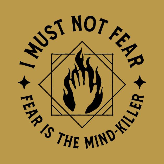 I must not fear II