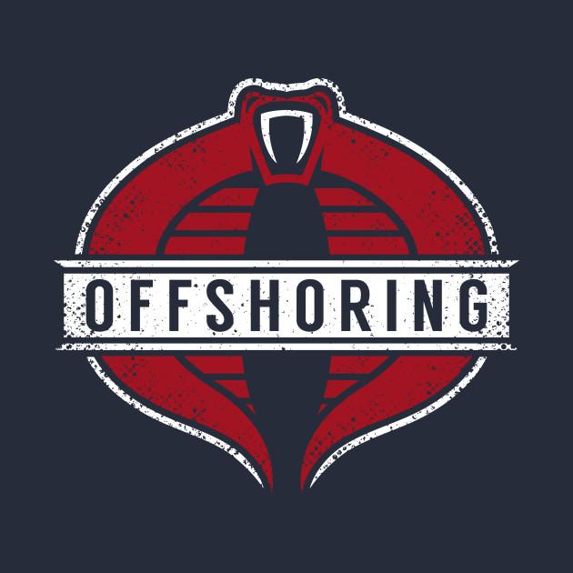 Offshoring T-Shirt
