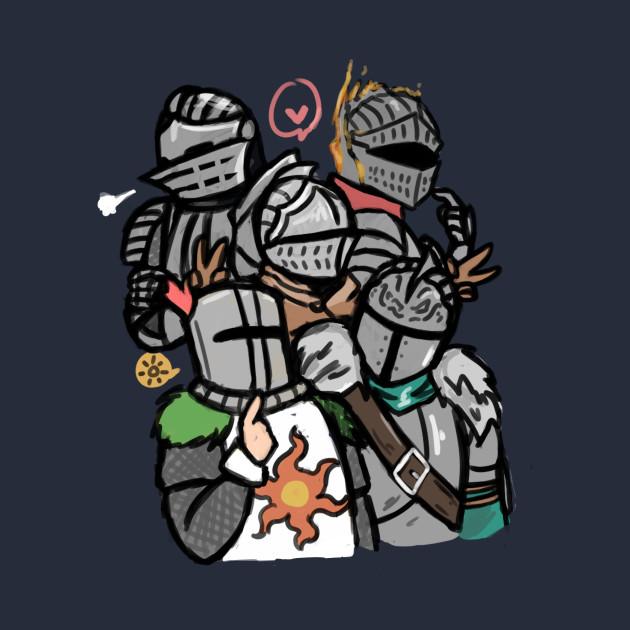 Sketchy Knights