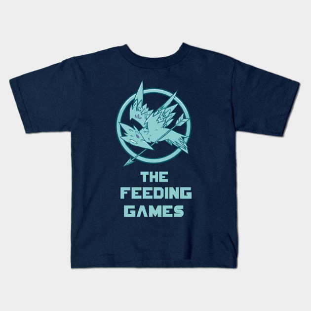 ded1a711cda8f The Feeding Games - League Of Legends - Kids T-Shirt | TeePublic