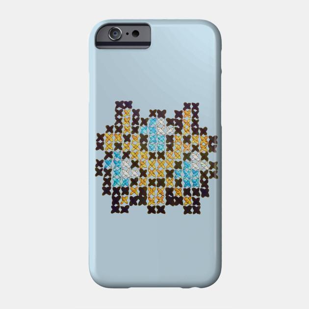 Zora Sapphire Cross stitch