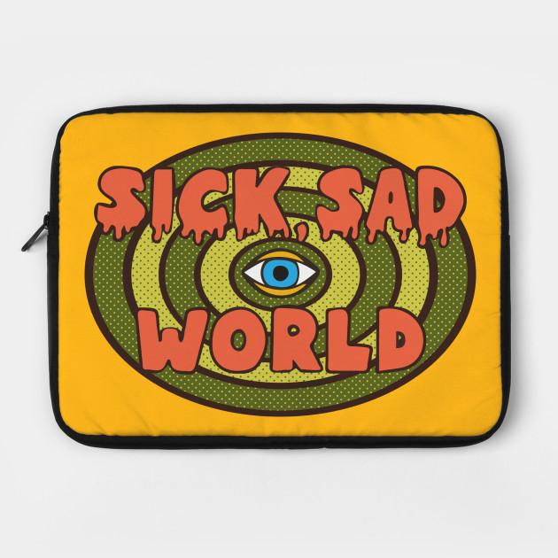 Sick Sad World POP (Daria)