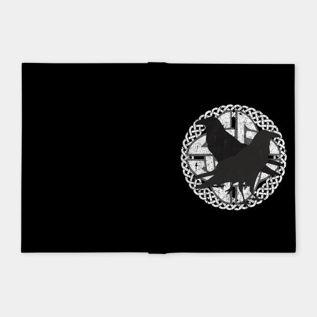 Odin's Ravens Huginn & Muninn
