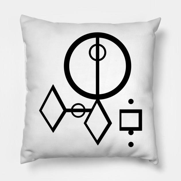 Smallville Kryptonian Symbol Of Hope Smallville Pillow Teepublic