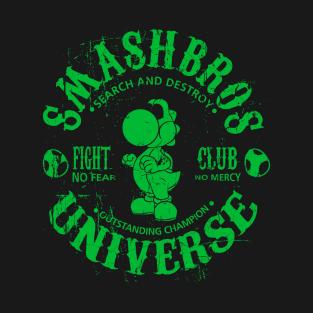 Yoshi Champion t-shirts