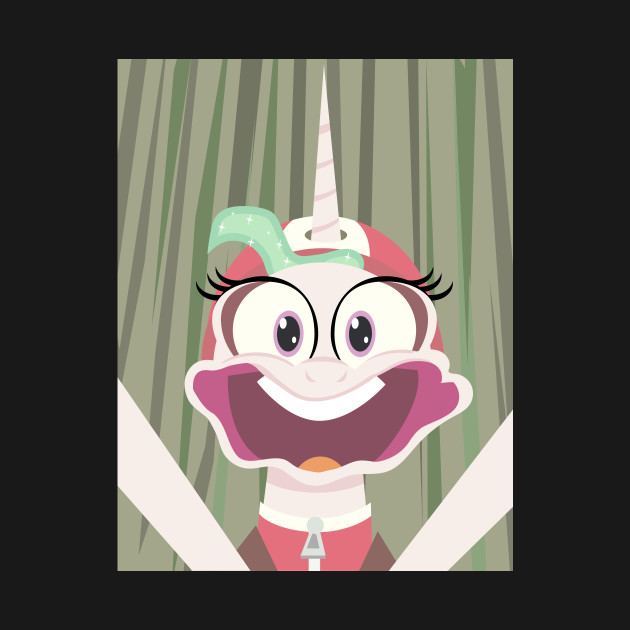 Princess Celestia Zip Line Ride