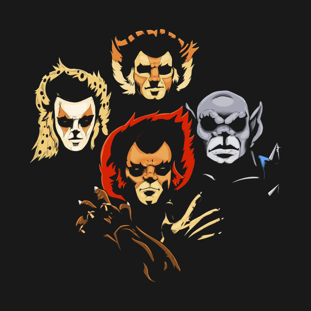 Thunderian Rhapsody