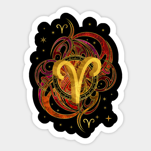 Aries Zodiac Sign Fire element