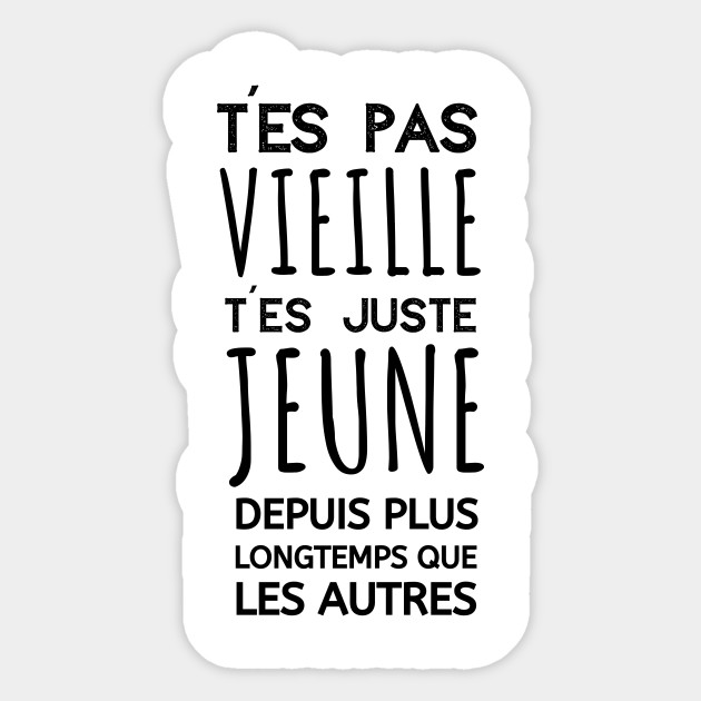 Citation Humoristique Pour Femme Citation Humoristique Sticker
