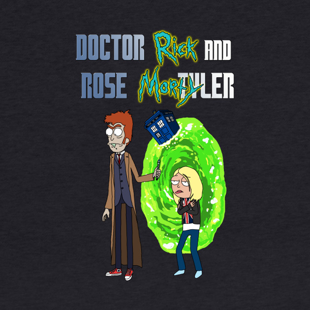 Doctor Rick and Rose Mortyler