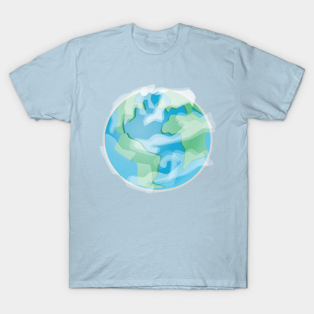 Earth save the planet T-Shirt