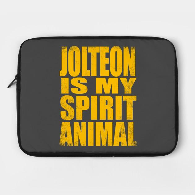 Jolteon is my Spirit Animal
