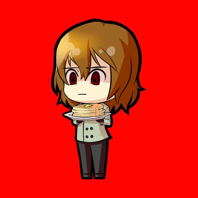 Chibi Goro Akechi - Persona 5
