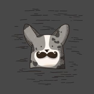 Movember - Cardigan Welsh Corgi Edition t-shirts