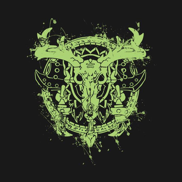 World of Warcraft - Hunter Class Crest