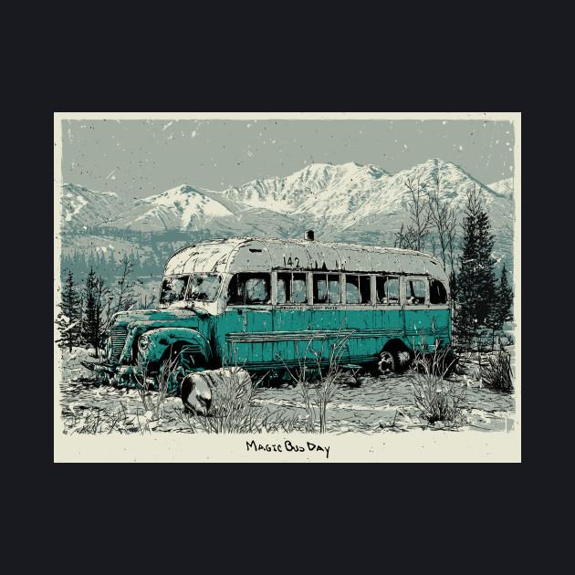 Magic Bus Day by Daniel Nash