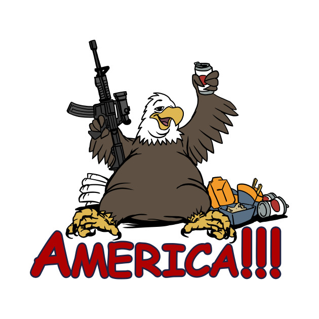 The 'Merican Eagle!