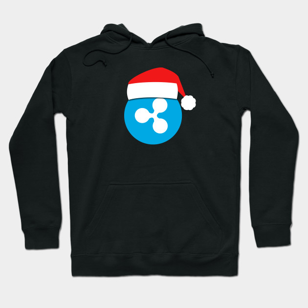 Christmas Ripple Cryptocurrency Hoodie