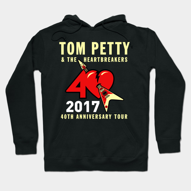 TOM PETTY AND THE HERATBREAKERS TOUR 2017