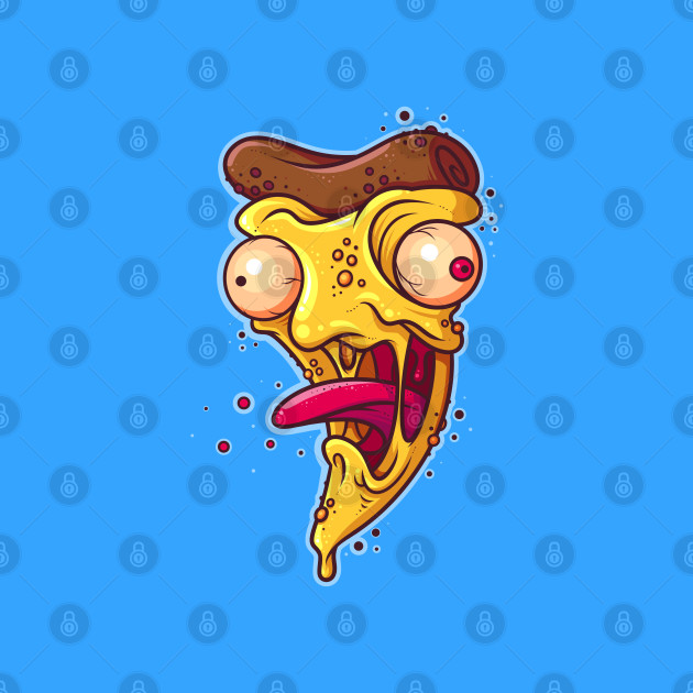 Pizza Scream