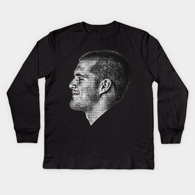 8c94544b9 DEREK CARR - Derek Carr Oakland Raiders - Kids Long Sleeve T-Shirt ...