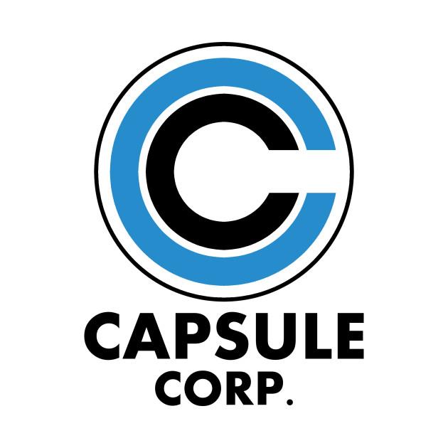 Capsule Corp Logo Corp T Shirt Teepublic