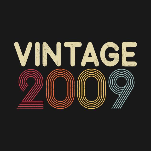 2009 Vintage