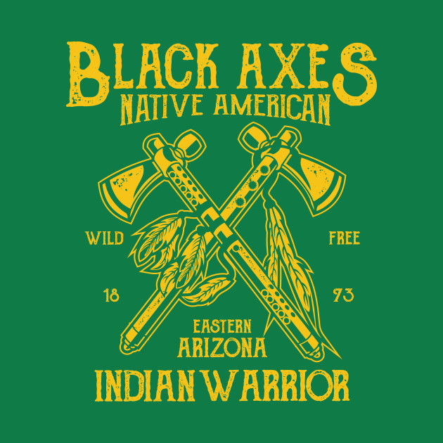 Indian Warrior / Native American