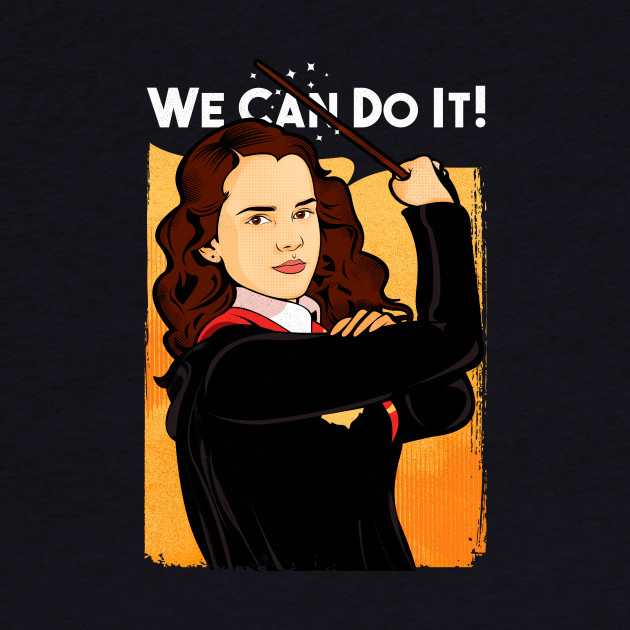 Hermione Granger- We Can Do It