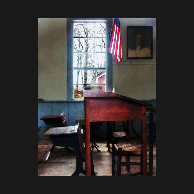 Teachers - Schoolmaster's Desk