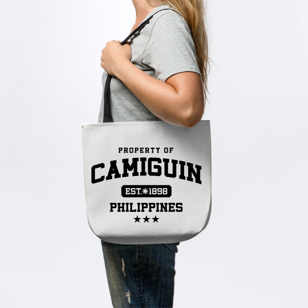 Camiguin - Property of the Philippines Shirt