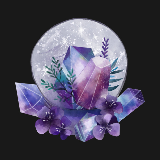 Crystal Gazing And Magical Powers Within