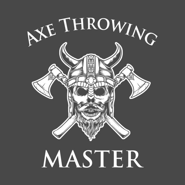 Axe Throwing Master - Viking Metal