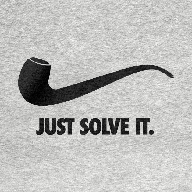 just solve it