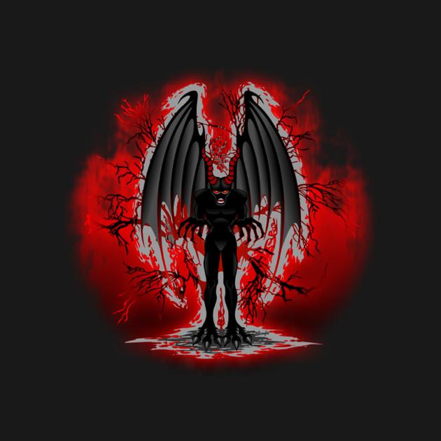 Evil Demon Spirit
