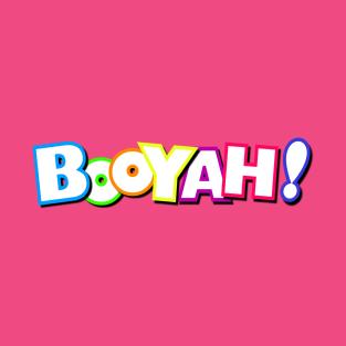 Fun Booyah Design t-shirts