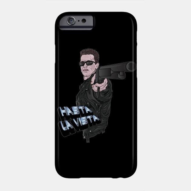 terminator judgment day arnold schwarzenegger iphone case