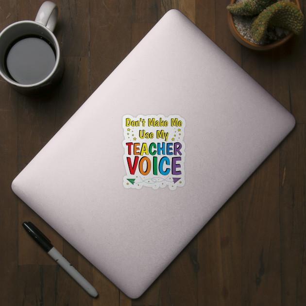 teacher gifts funny teacher sayings quotes teacher sticker