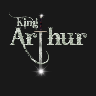 King Arthur (legend) t-shirts