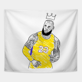 c95165c79 Lebron James Tapestry